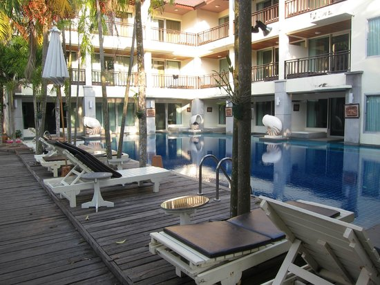 Lanta Sand Resort and Spa: the apartments