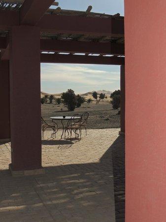 Dar El Janoub: Una terraza al desierto