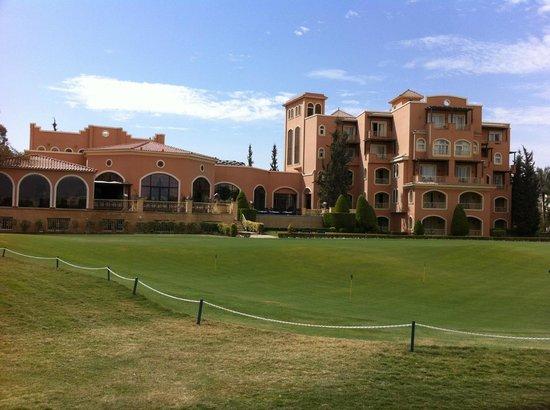 Stella Di Mare Golf Hotel, Ain Sukhna: Das Foto stammt aus 2012, aber es sieht auch heuer so aus ;-)