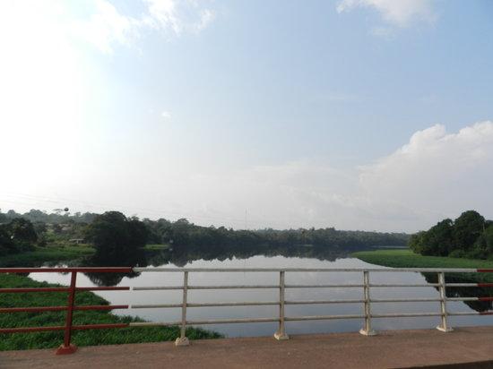 Makokou, Gabon: Ivindo River