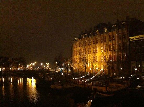 Grand Hotel Amrath Amsterdam: la suggestiva facciata dell'hotel