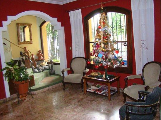 Hotel La Candela: Lobby