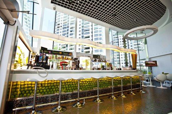 Riviera Beachotel: Bar - Cafeteria