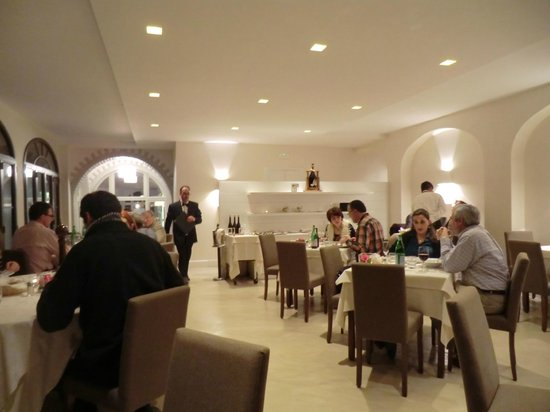 Albergo Ristorante Verbano: Cool oder kalte Atmosphäre