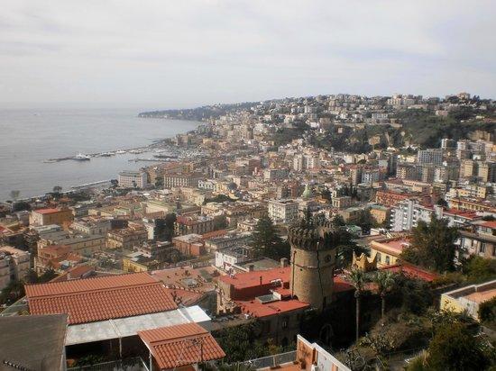 Hotel Magri's: panorama