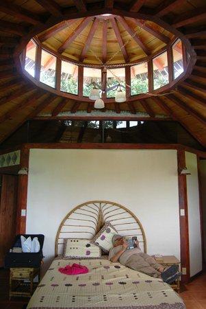 Hotel Cascata Del Bosco: Skylight