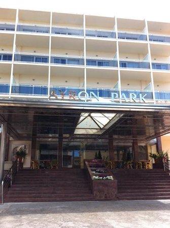 Hotel Ayron Park: Ayron Park