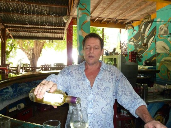 Michael, owner of Roca Verde