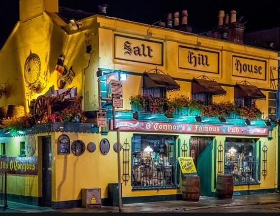 O'Connors pub Salthill.