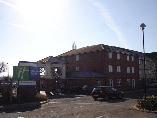 Holiday Inn Express Lichfield: Hotel
