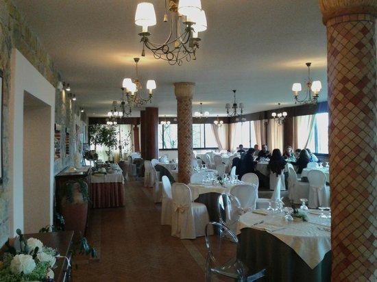 Trentinara, Italia: La Sala Superiore