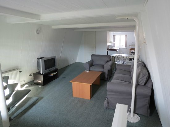 Hoksbergen Apartments: Apartment top floor