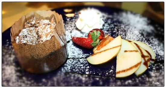 Le Fate Restaurant: The Best Chocolate Souffle in the world!