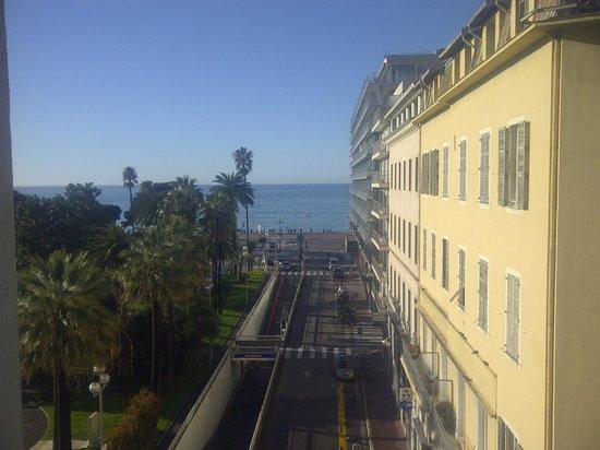 Ambassador Hotel: vista dalla camera