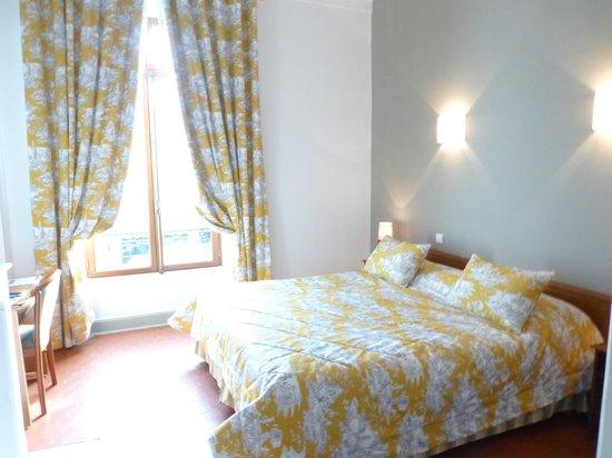 Hôtel Pruly: chambre Louise