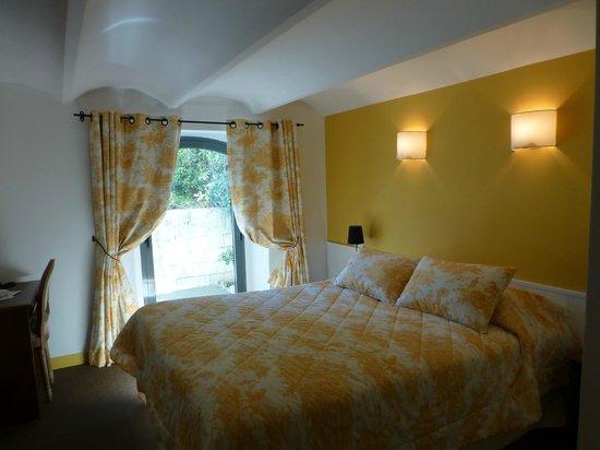 Hôtel Pruly: chambre Agathe