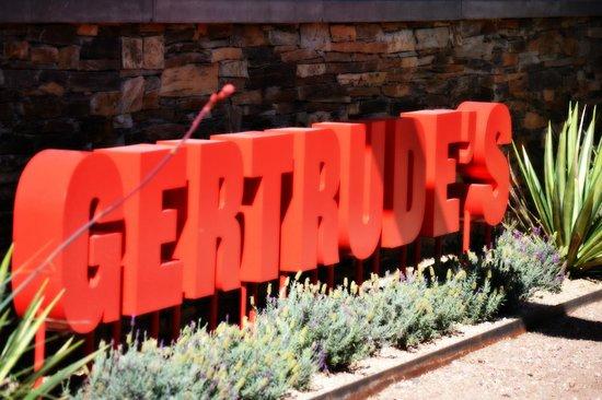 Gertrude's