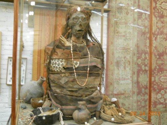 Nono, Argentina: Momia