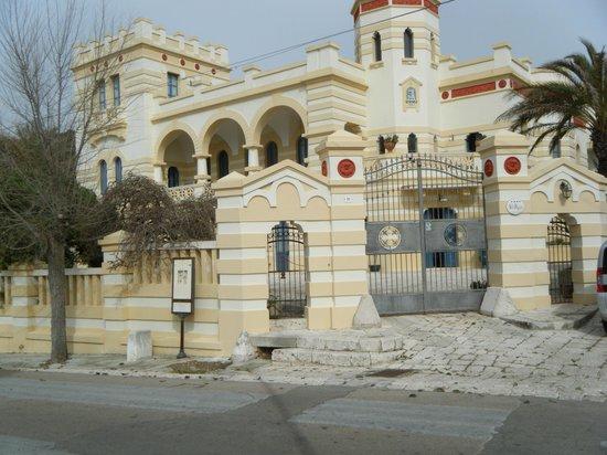 Villa raffaella bewertungen fotos santa cesarea terme - Bagno marino archi santa cesarea ...