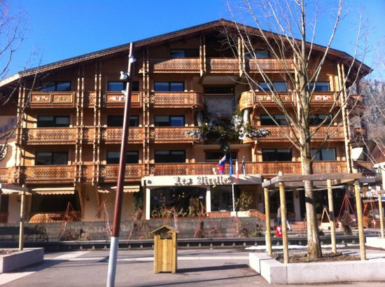 Photo of Hotel Les Airelles Morzine-Avoriaz