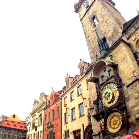 Astronomical Clock: Clock