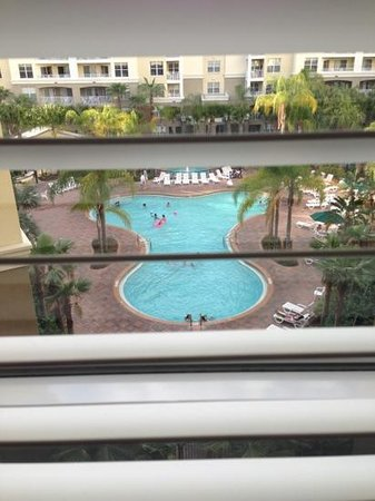 Vacation Village at Parkway: view of pool area from 5th
