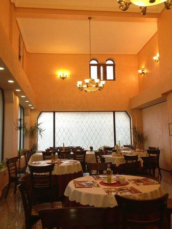 Hotel Don Luis: Comedor