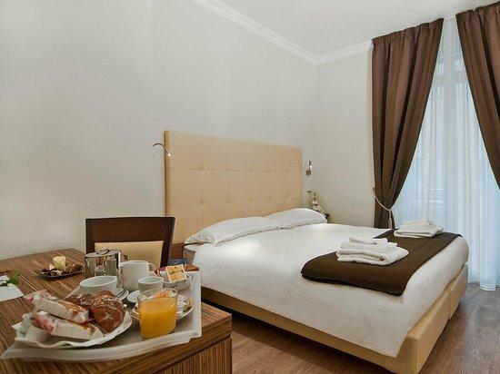 Hotel Roma Vaticano: Standard Double Room