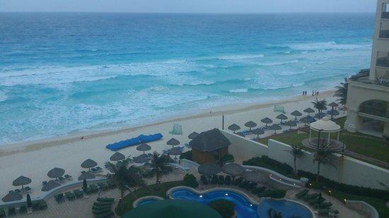 JW Marriott Cancun Resort & Spa: Vista desde la habitación