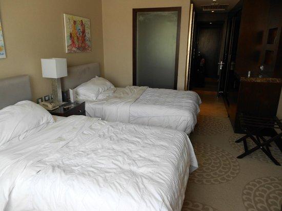 Le Meridien Pyramids Hotel & Spa: Bedroom