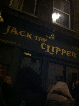 Best Tours Hairdressers On Jack The Ripper Tour