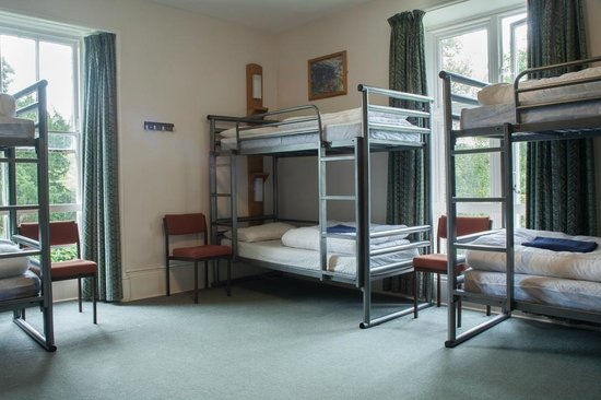 Bedroom ~ YHA Coniston Holly How