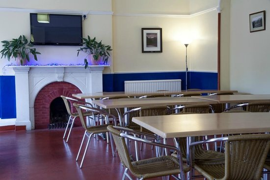 Dining Area ~ YHA Coniston Holly How