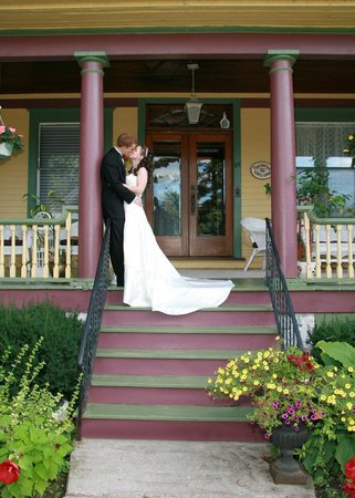 Sleepy Hollow Bed & Breakfast: A great place for an all inclusive Wedding