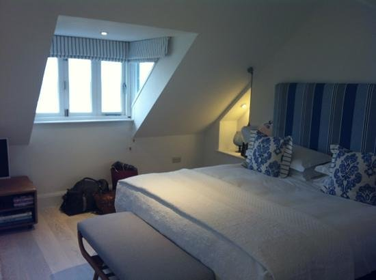 Trevose Harbour House: Room 6 Bes