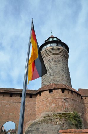 Kaiserburg Nurnberg (Nuremberg Castle): Castle Tower