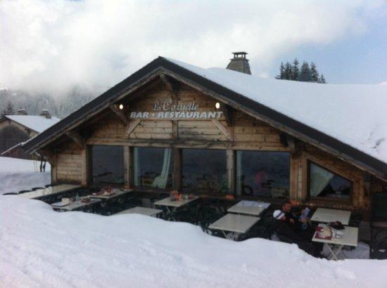 La Cornette: Le restaurant