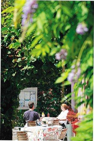 Hotel Restaurant des Lacs : terrasse