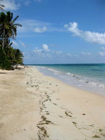 Little Corn Beach and Bungalow: The Beach-How Can You Go Wrong?