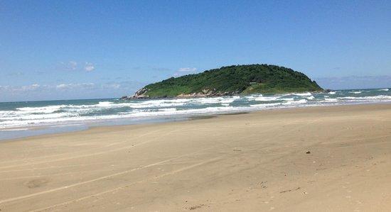 Luz Beach: Ilha do Batute, frente a Praia da Luz