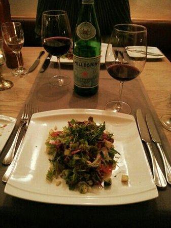 Vinothek Restaurant Oskar: Vorspeise