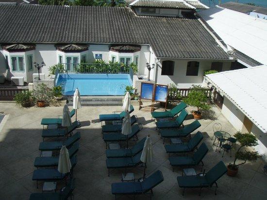 Kantary Bay, Phuket: Kantary Bay One Bedroom - Ground Floor Sun Loungers