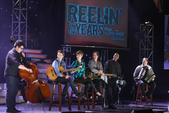 Reelin' in the Years Starring John Tweed: Reelin' in the Years gets up close and personal