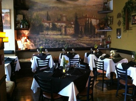 Milazzo S Ristorante Covington Beautiful Italian Restaurant In Clark Grove
