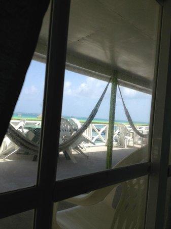 DC & Szana's Country Cabana: Tio pils view from room