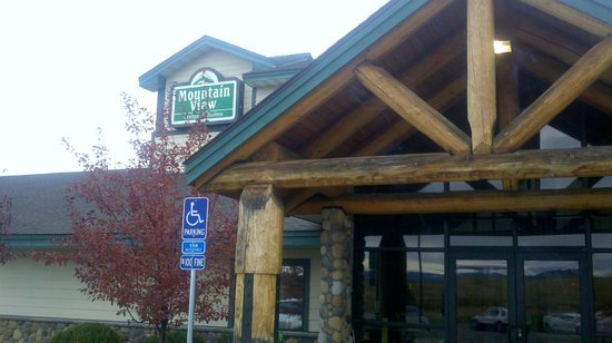 MountainView Lodge & Suites: Handicapped Accessablity