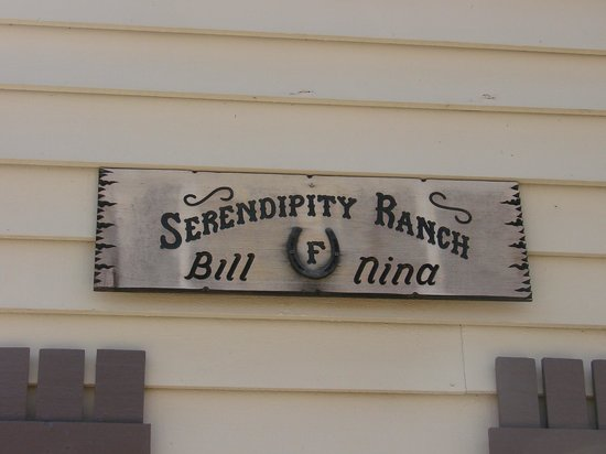 Serendipity Ranch Bed and Breakfast: The best hosts - Bill and Nina