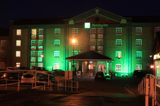 Holiday Inn Ellesmere / Cheshire Oaks: Hotel Frontage