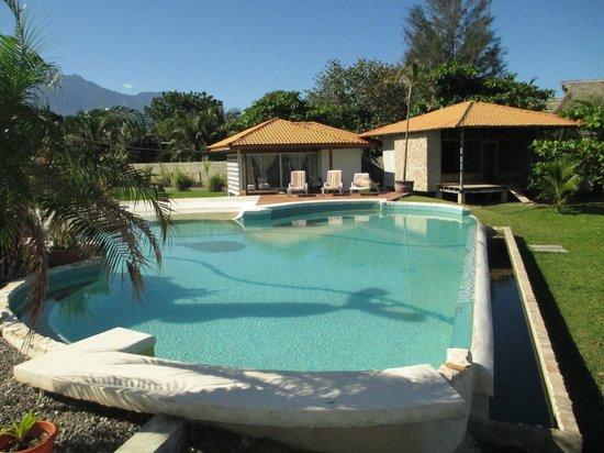 Hotel La Casa De Nery: POOL..CLEAN AND PERFECT
