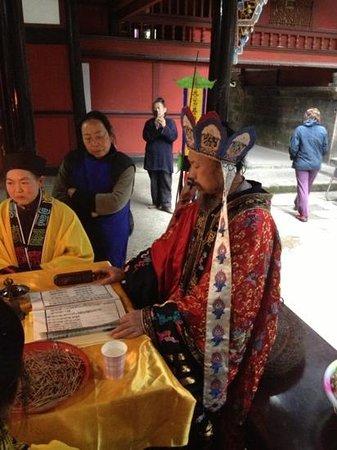 Shangqing Temple: garik63